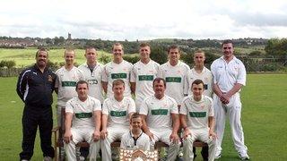 Heyside CC 2nd Win the League 2011