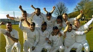 1st Team Win T/20 2012