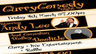 Currry & Comedy Night