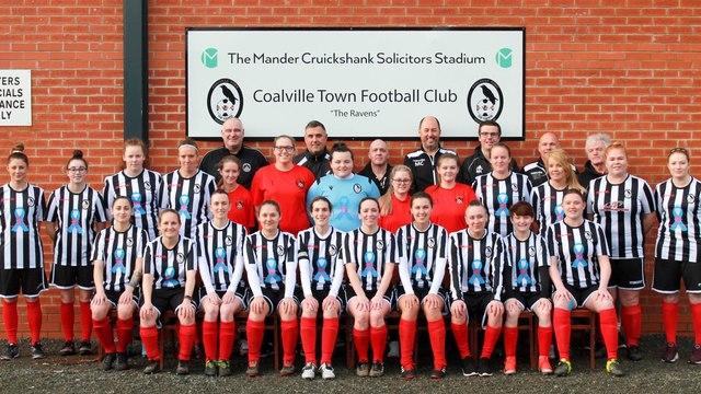 Coalville Town Ladies