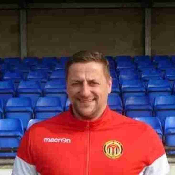 Clare Joins City Backroom Team