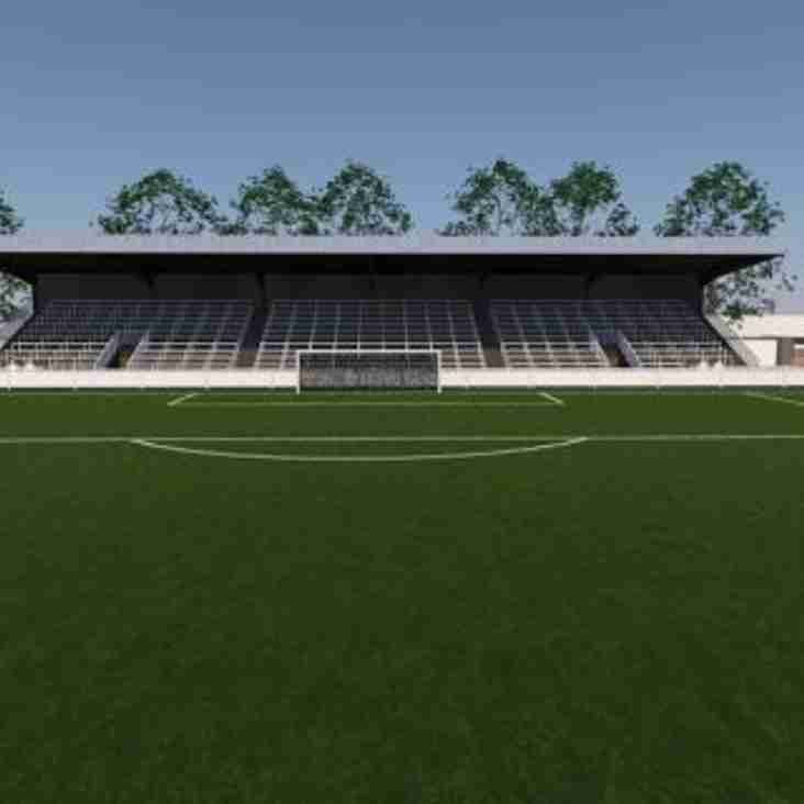 New Stand Plans at Maidstone