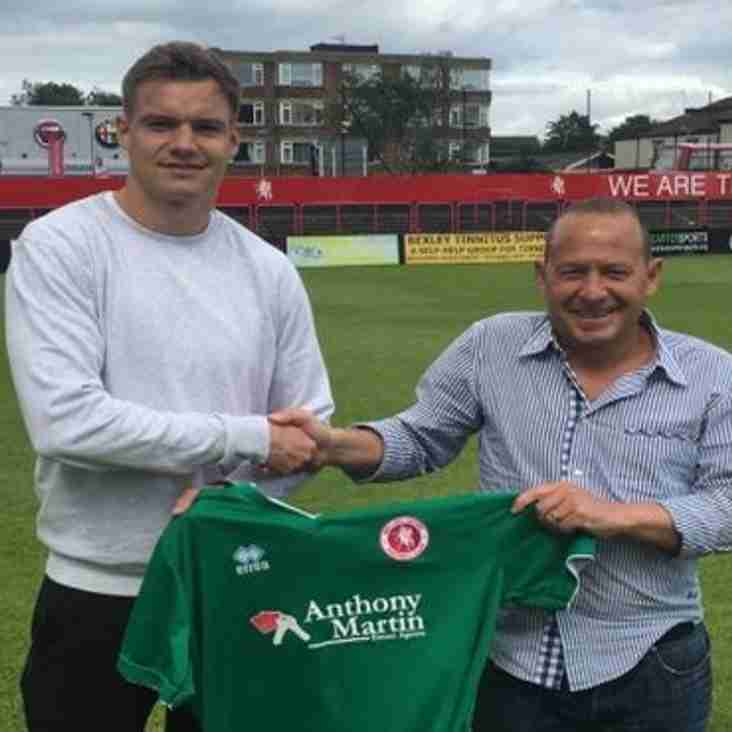 Wings Move for New Keeper