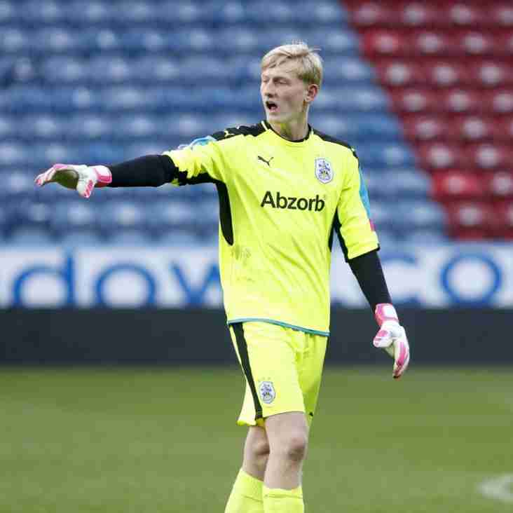 AFC Telford Sign England Under-20 Keeper On Loan