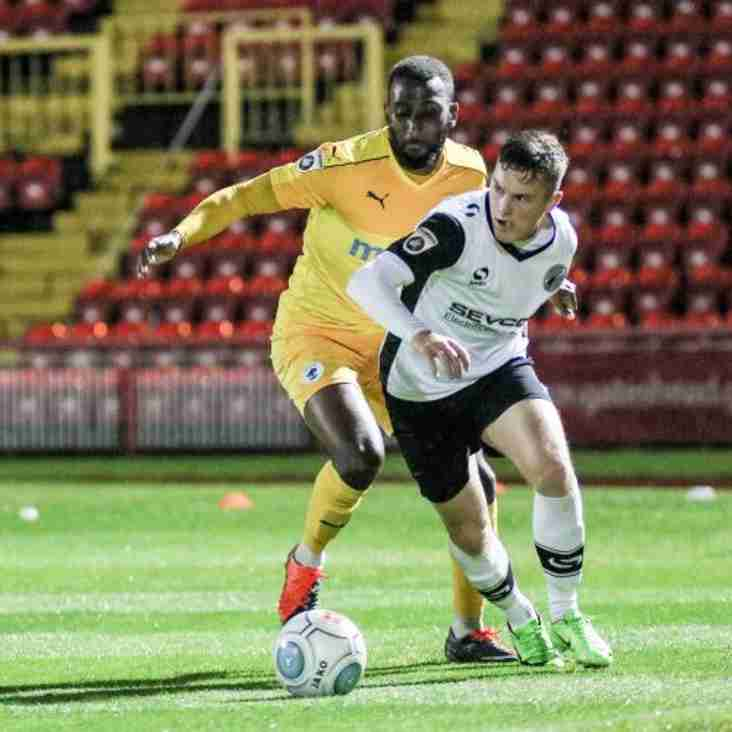 Gateshead Duo Head Back To Spartans On Loan
