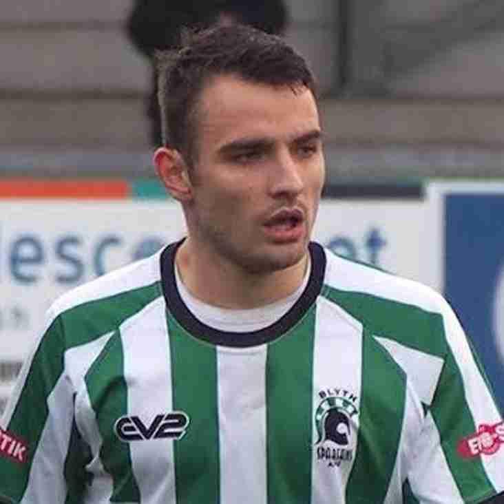 Blyth Lose Atkinson Back To Icelandic Football League