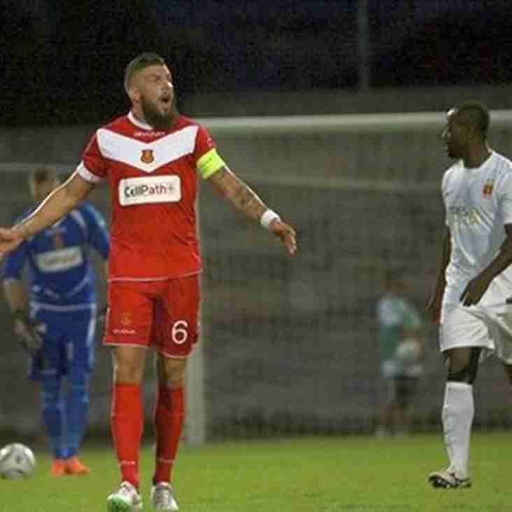Cowan Makes First Move As Sutton Re-Signs For Bucks