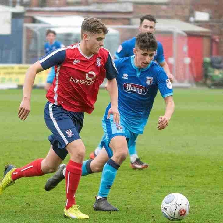 Young Midfielder Earns First Professional Deal At York