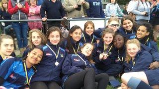 Eton Manor Girls U13 Shield Winners Worthing 2016