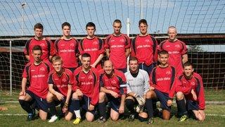 Calverton MW FC Reserves 2012/13