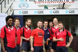 Joining Old Street Rugby