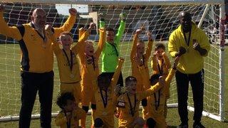 Sixfields Cup Final 16/05/2015