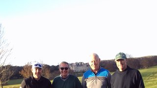 Golf Society - November 2016 at Stoke
