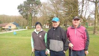 17-03-2017 - GOLF ST PATRICKS DAY
