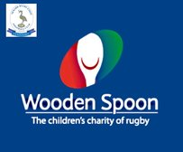 Rugby World Cup lunch in aid of the 'Wooden Spoon' Rugby Charity.