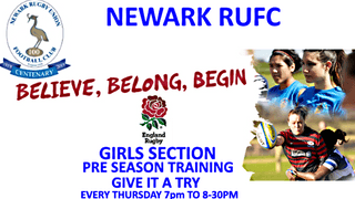 NEWARK RUFC - GIRLS SECTION