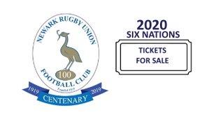 Six Nation 2020 International Ticket information