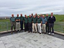 2019 Golf Society 16th Irish Tour.