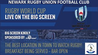 WATCH THE RUGBY WORLD CUP AT NRUFC