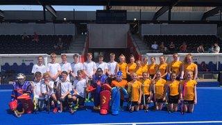 Lee Valley Hosts Henley U16 Boys & Girls Teams
