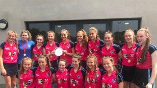 U15 Win Ulster Plate
