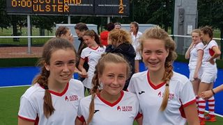 Ulster U16 Call up for Ballymoney Trio