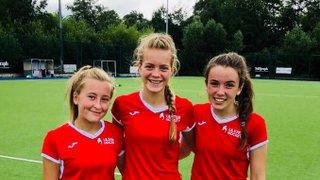 Ballymoney Trio help Ulster U16 to series win over UK Lions