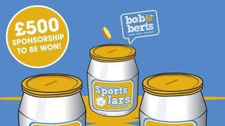 Bob abd Berts Sponsorship