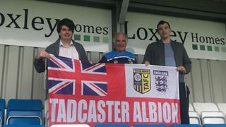 Tadcaster Albion's New Media and PR Team