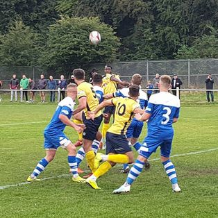 Pontefract Collieries 1 Tadcaster Albion 0  Attendance 267