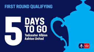Emirates FA Cup First Qualifying Round