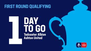 Tadcaster Albion v Ashton United