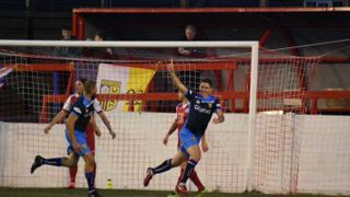 Ashton United 4 Tadcaster Albion 2