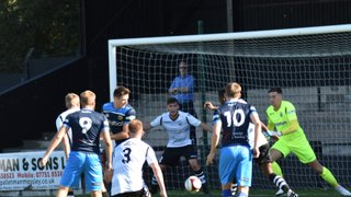 Mossley AFC 0  Tadcaster Albion 4