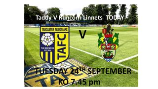TADDY ARE IN LEAGUE ACTION AT HOME TONIGHT