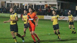Taddy 1 Linnets 0