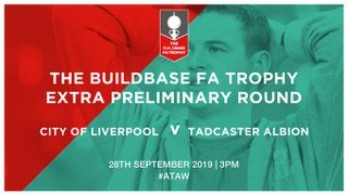 City of  Liverpool v Tadcaster Albion