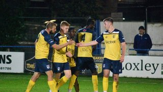 Tadcaster Albion 6 City of Liverpool 1 FA Trophy Replay