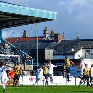 Marine 2- Tadcaster Albion 0