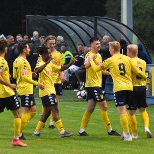 Liversedge 3 Tadcaster Albion 1