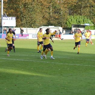 Tadcaster Albion 2 - 1 Bridlington Town