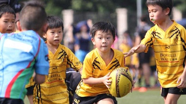 USRC Tigers Mini Rugby returns!
