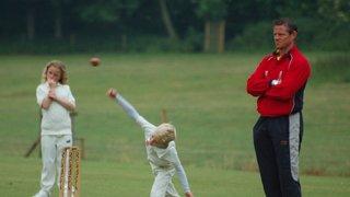 Cirencester U 11's vs Cricklade CC June '15
