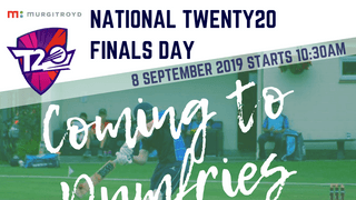 National T20 Finals Day at Nunholm - Sun 8 Sep