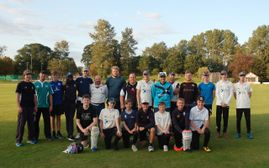 Youth Beat AllSorts in the Cup