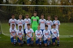 County Cup u15 Yth 2 vs 0 Met Police Whites
