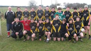 U15 & 17 v Donegal Town