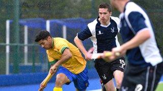 Grange 1s v. Brazil - 9 May 2015