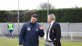Gav gives us a pre season update ahead of the Chipstead game