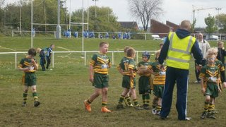U9's Rugby - May 2014